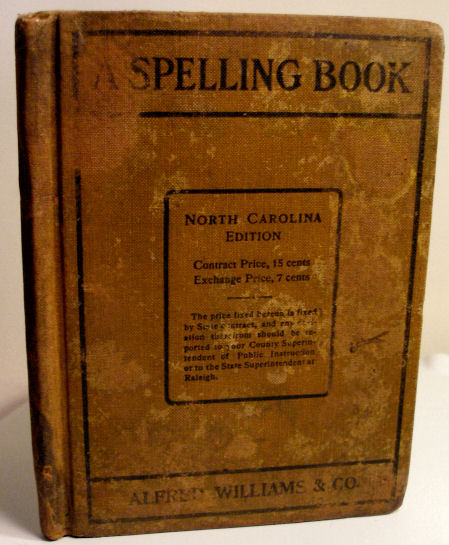 Shadetree Rare Books - A Spelling Book (#81)