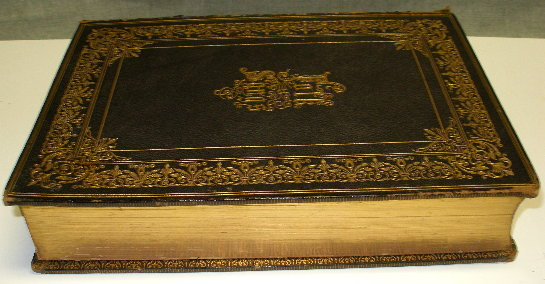 Gilt Page Edges & Front Cover